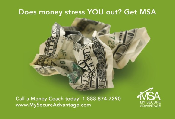 Does money stress you out